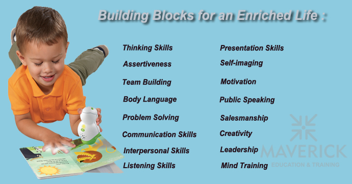 Building Blocks for an Enriched Life