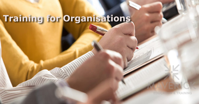 Training For an Organisation